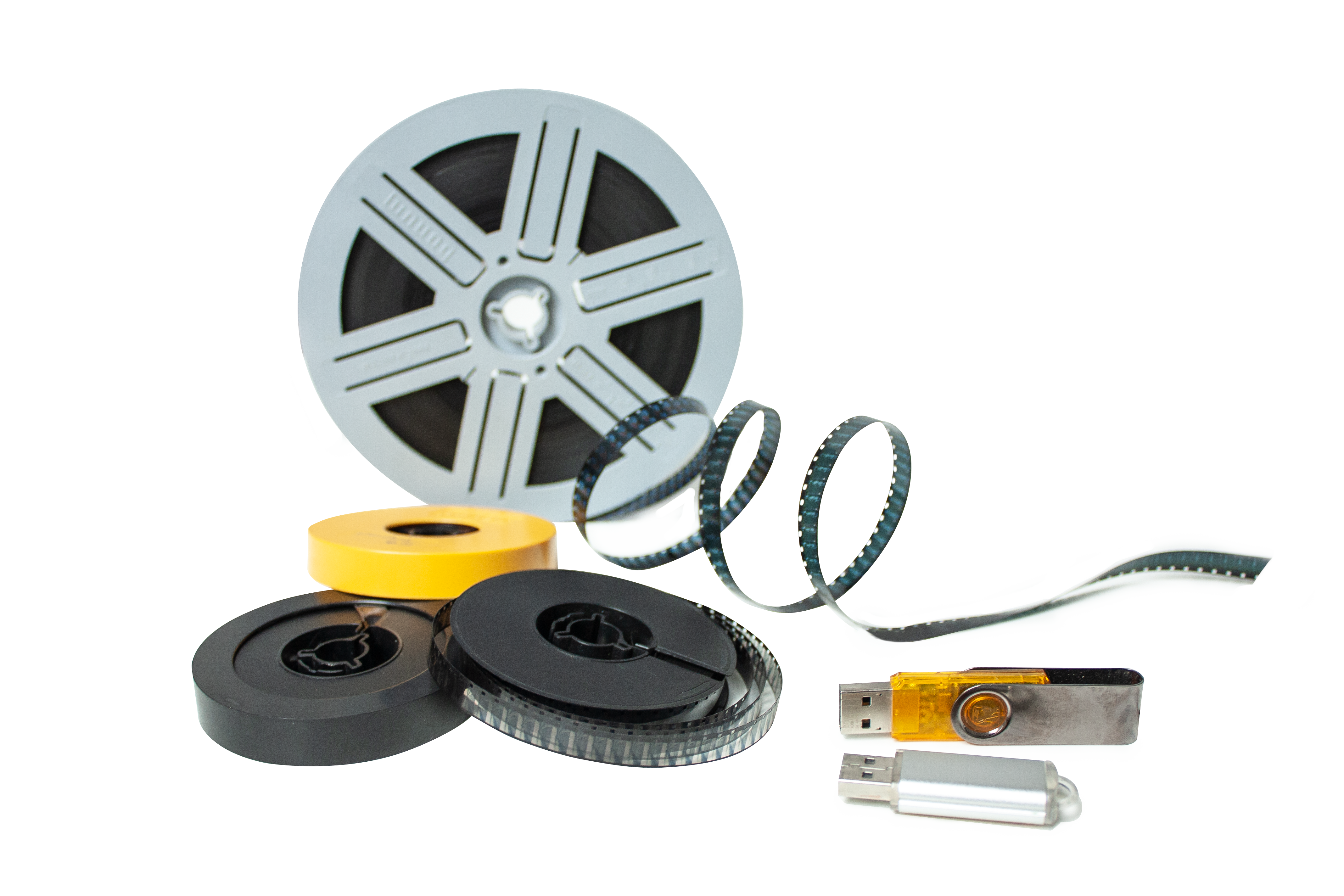 8mm film rolls